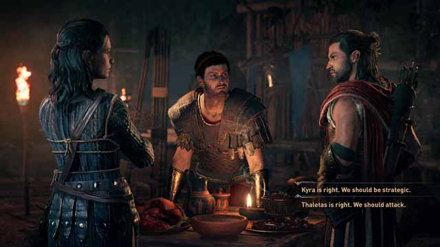 Assassins Creed Odyssey Game