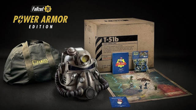 Rewards for Fallout 76