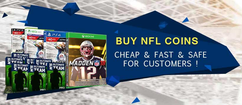 NFL 17 Coins For Sale